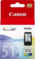 Canon Druckerpatrone Tinte CL-513 tri-color, dreifarbig