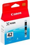 Canon Druckerpatrone Tinte CLI-42 C cyan, blau