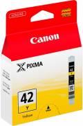 Canon Druckerpatrone Tinte CLI-42 Y yellow, gelb