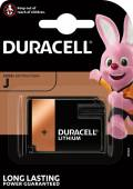 1 Duracell Security 4LR61 / J Alkaline Batterie Blister
