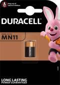 1 Duracell Security LR11 / MN11 Alkaline Batterie Blister