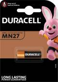 10 Duracell Security LR27 / MN27 Alkaline Batterien Blister
