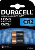 2 Duracell Ultra Photo CR2 / DLCR2 / CR17355 Lithium Batterien im 2er Blister
