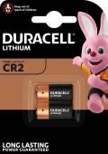 2 Duracell High Power CR2 / DLCR2 / CR17355 Lithium Batterien im 2er Blister