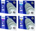 4 Epson Druckerpatronen Tinte 79 XL T7901 T7902 T7903 T7904 BK / C / M / Y Multipack