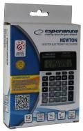 Esperanza Taschenrechner Newton Desktop Electronic Calculator schwarz ECL102