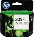 HP Druckerpatrone Tinte Nr. 302 XL tri-color, dreifarbig