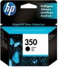 HP Druckerpatrone Tinte Nr. 350 BK black, schwarz