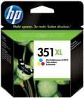 HP Druckerpatrone Tinte Nr. 351 XL tri-color, dreifarbig