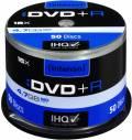 50 Intenso Rohlinge DVD+R 4,7GB 16x Spindel