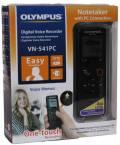 Olympus digitales Diktiergerät VN-541 PC 4GB schwarz