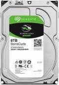 Seagate HDD interne Festplatte BarraCuda 3,5 Zoll 8TB 256MB SATA III ST8000DM004