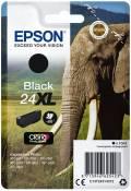 Epson Druckerpatrone Tinte 24 XL T2431 BK black, schwarz