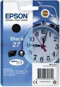 Epson Druckerpatrone Tinte 27 T2701 BK black, schwarz