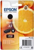 Epson Druckerpatrone Tinte 33 T3331 BK black, schwarz