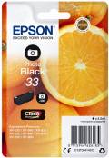 Epson Druckerpatrone Tinte 33 T3341 PBK photo black, photo schwarz