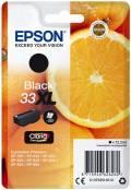 Epson Druckerpatrone Tinte 33 XL T3351 BK black, schwarz
