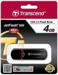 Transcend USB Stick 4GB Speicherstick JetFlash 600