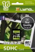 Xlyne SDHC Karte 16GB Speicherkarte UHS-I Class 10