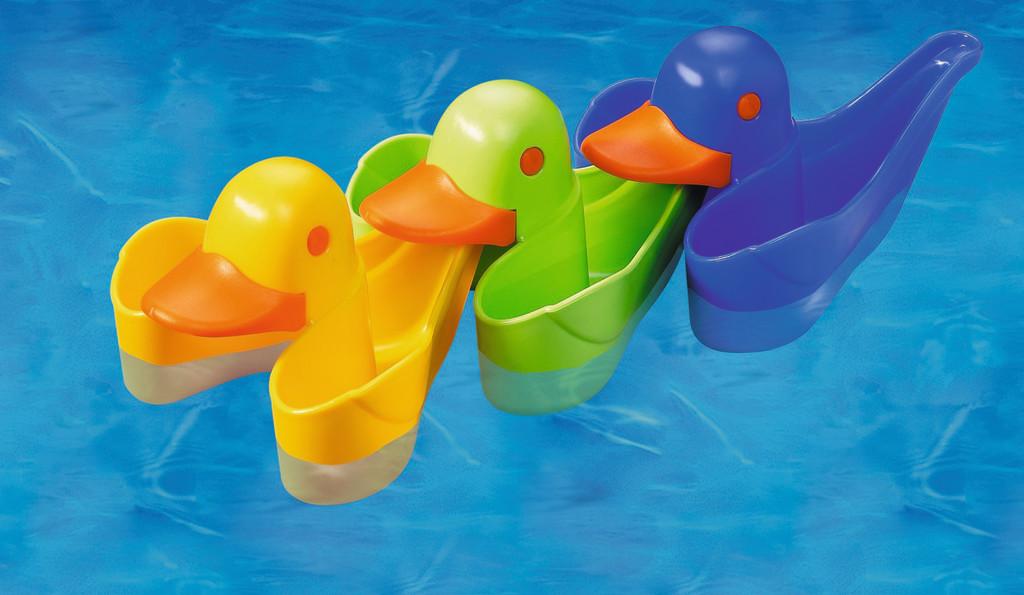Ravensburger ministeps Spielzeug 3 Bade-Entchen 04485 Spielzeug