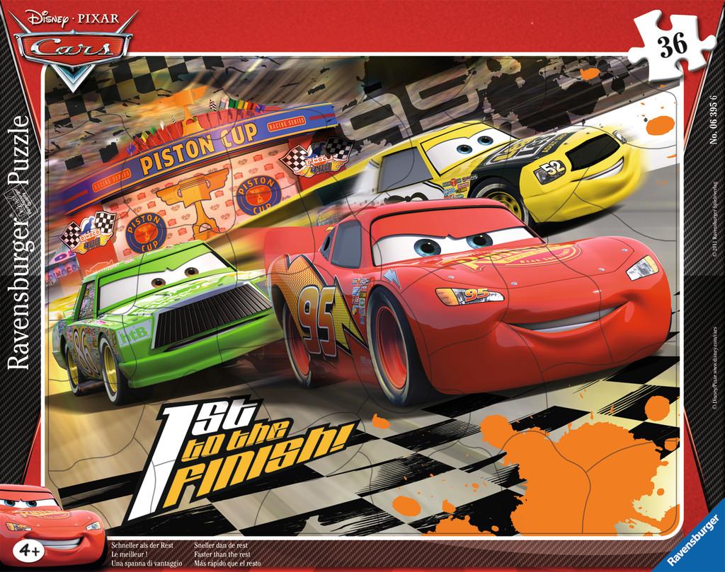 36 Teile Ravensburger Kinder Rahmen Puzzle Disney Pixar Cars ...