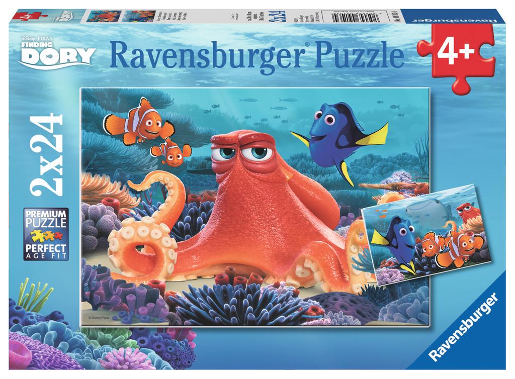 Disney Finding Dory Kinder Puzzle Würfel 24 Teile Kinder Puzzle Puzzles & Geduldspiele