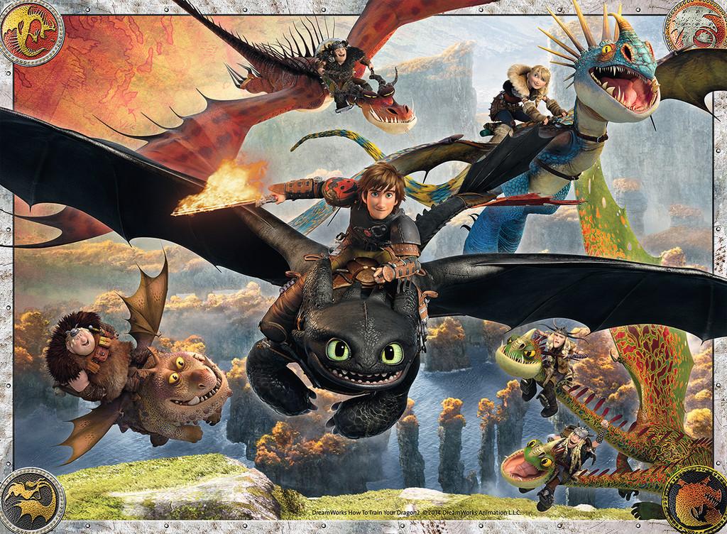 Dragons Drachenzähmen