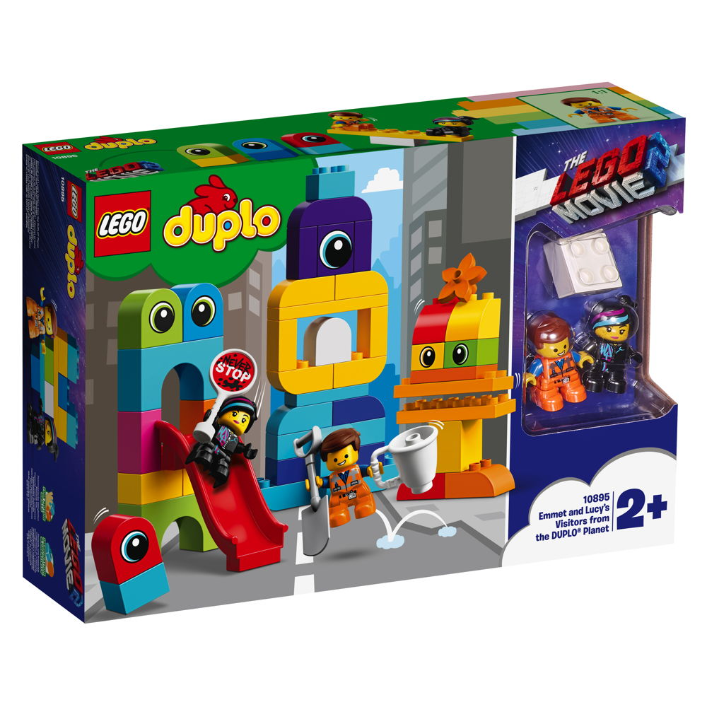 LEGO® DUPLO® The LEGO® Movie Besucher vom LEGO® DUPLO® Planeten 53 Teile 10895
