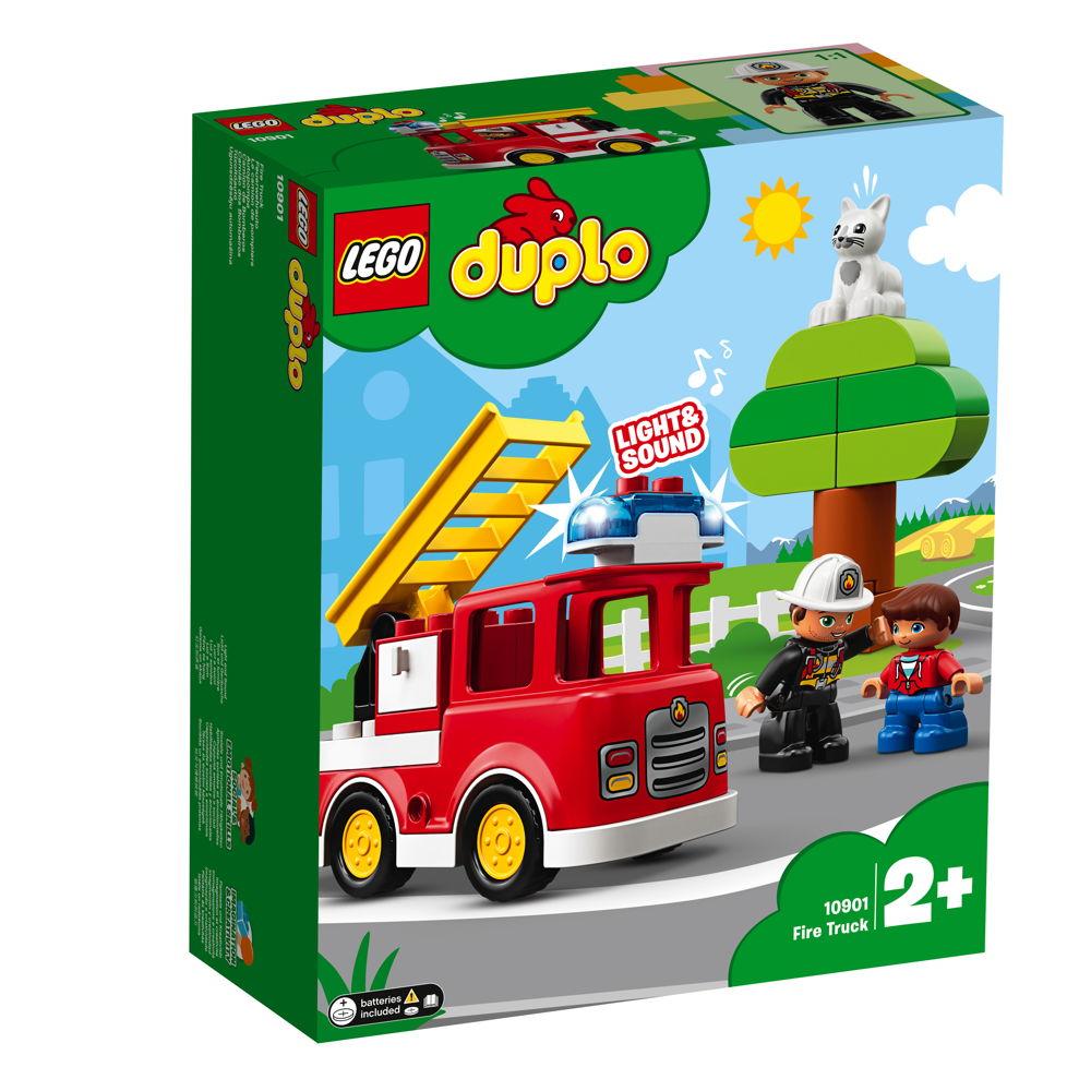 LEGO® DUPLO® Feuerwehr Feuerwehrauto 21 Teile 10901
