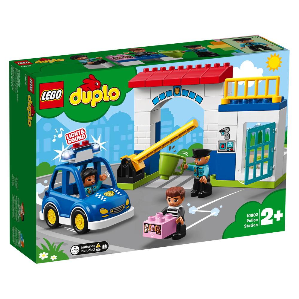 LEGO® DUPLO® Polizei Polizeistation 38 Teile 10902