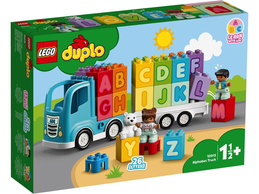 LEGO® DUPLO® Mein erster ABC-Lastwagen 36 Teile 10915