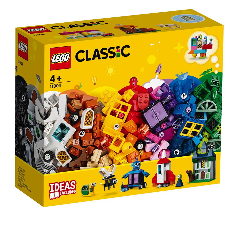 LEGO® Classic Bausteine - kreativ mit Fenstern 450 Teile 11004
