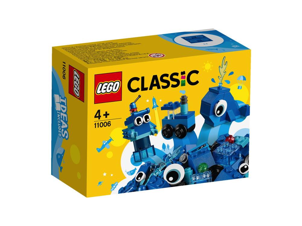 LEGO® Classic Blaues Kreativ-Set 52 Teile 11006