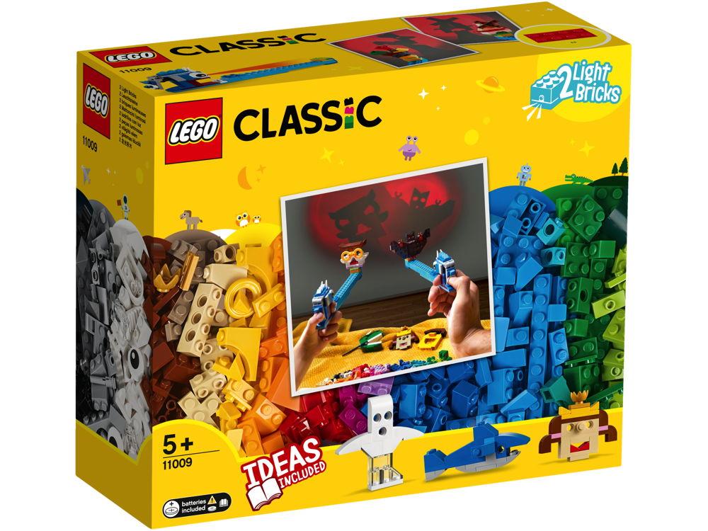 LEGO® Classic LEGO Bausteine - Schattentheater 441 Teile 11009