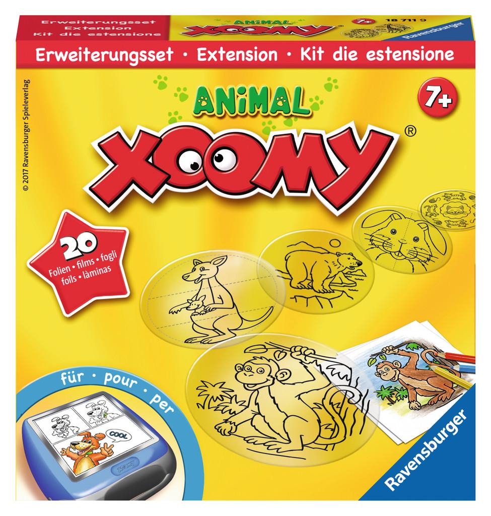 Ravensburger Creation Zeichnen Erweiterung Animal für alle XOOMY Geräte 18711
