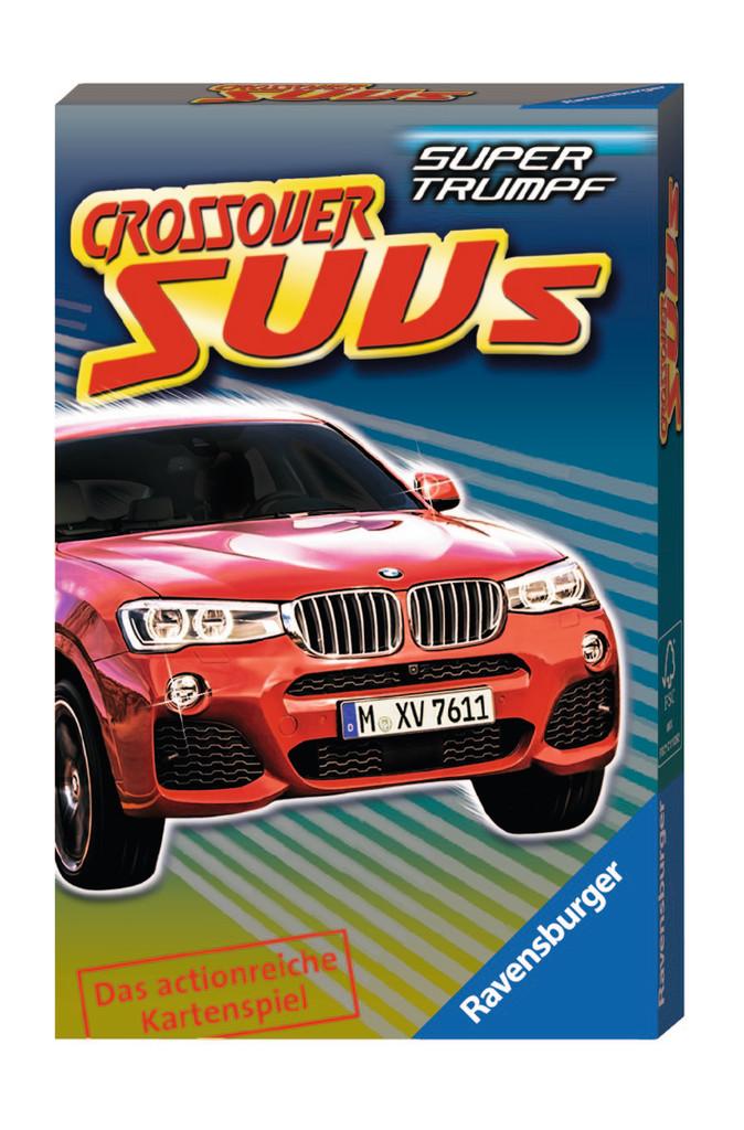 32 Blatt Ravensburger Kinder Kartenspiel Supertrumpf Luxusklasse 20334