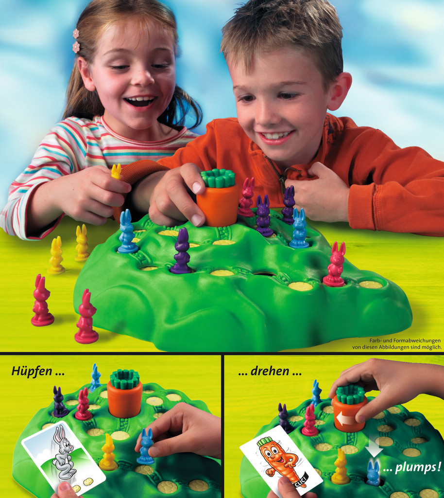 ravensburger kinderspiel wettlaufspiel lotti karotti 21556. Black Bedroom Furniture Sets. Home Design Ideas