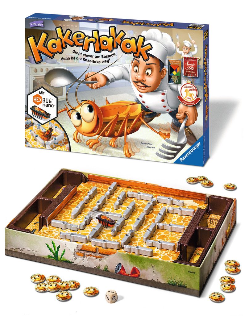 Ravensburger a gioca Reaction Kakerlakak 22212 gioco lKJFc1