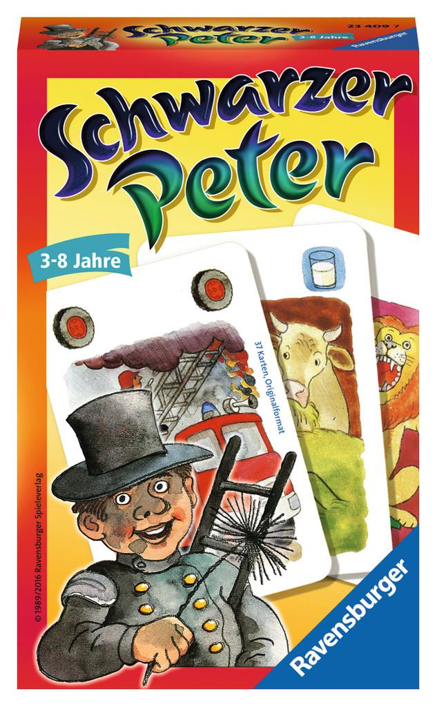 Spielanleitung Schwarzer Peter