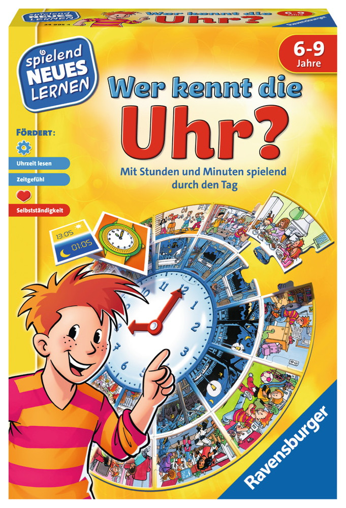 Lernspiele Ravensburger
