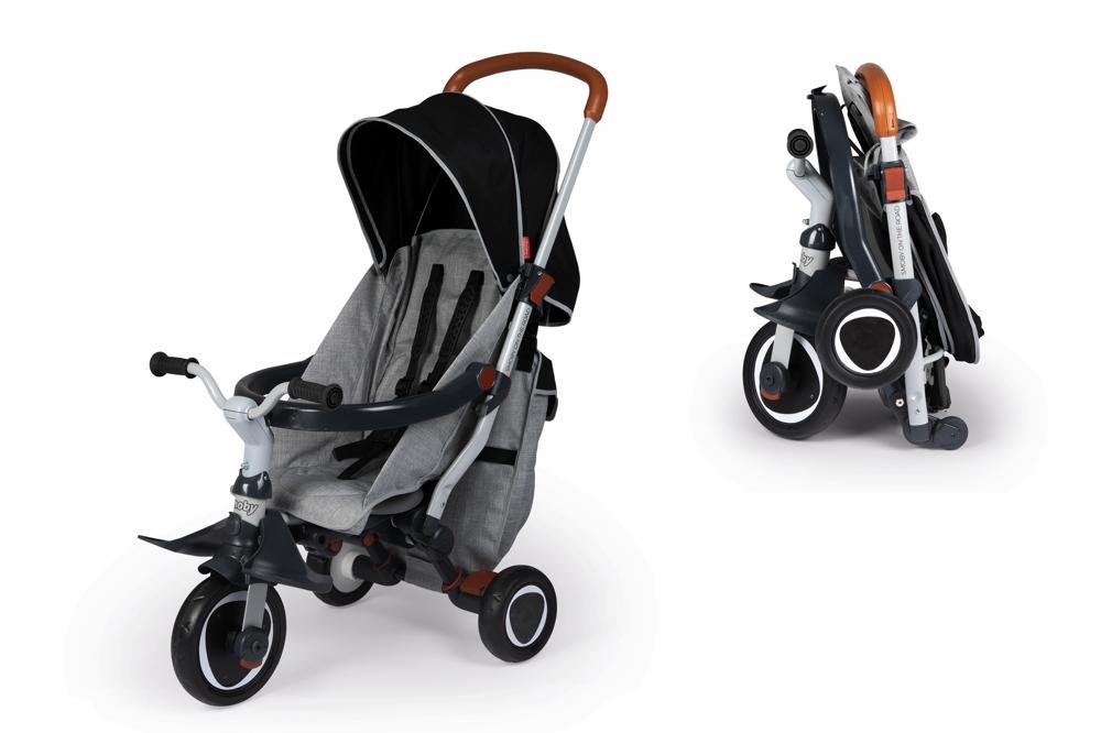 Smoby Outdoor Spielzeug Fahrzeug faltbares Dreirad Robin 7600741300