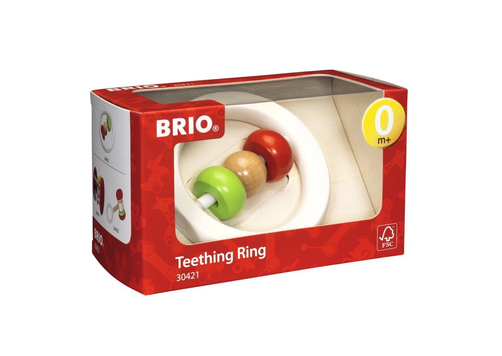 Brio Babywelt Beißring 30421