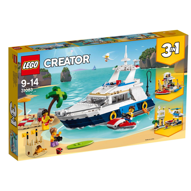 LEGO® Creator Yacht 597 Teile 31083
