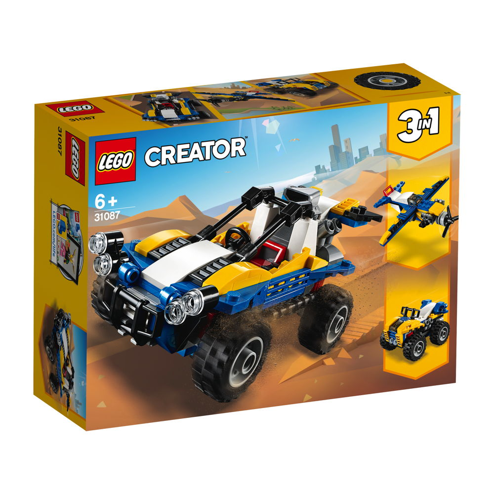 LEGO® Creator Strandbuggy 147 Teile 31087