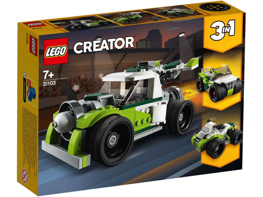 LEGO® Creator Raketen-Truck 198 Teile 31103