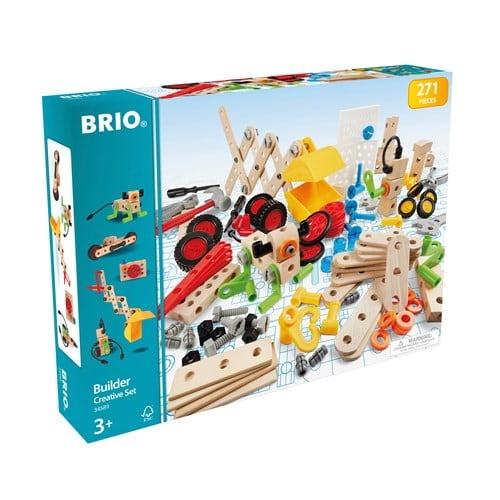 Brio Spielzeug Bausystem Builder Creative Set 271 Teile 34589