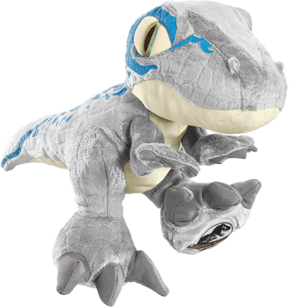 Schmidt Spiele Plüsch Stofftier Universal Jurassic World Blue 30 cm 42753