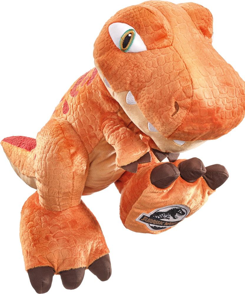 Schmidt Spiele Plüsch Stofftier Universal Jurassic World T-Rex 48 cm 42757