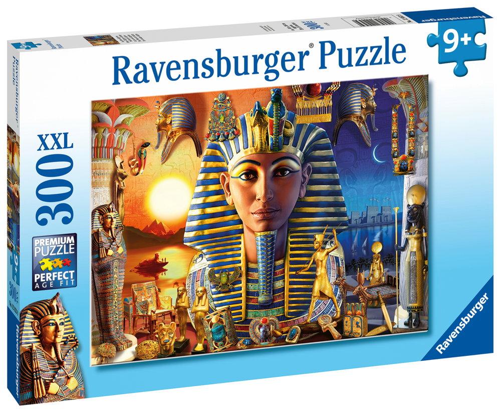 300 Teile Ravensburger Kinder Puzzle XXL Im Alten Ägypten 12953