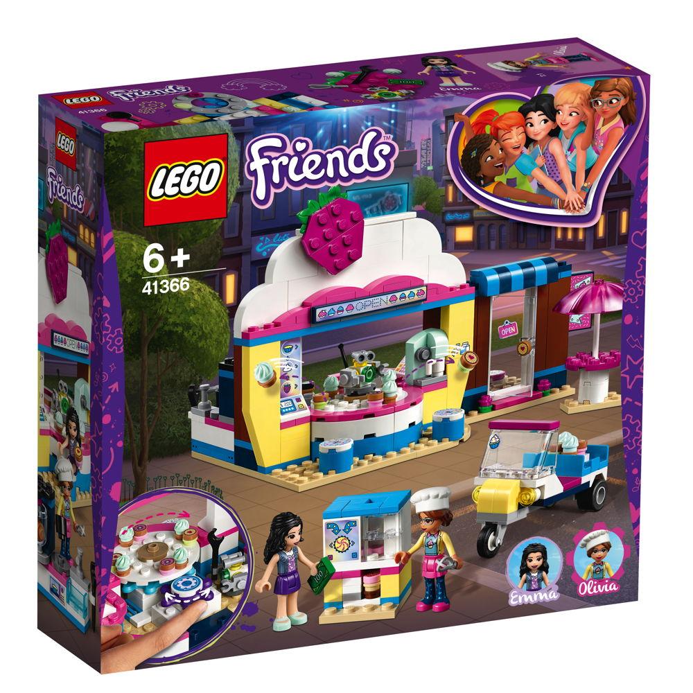 LEGO® Friends Olivias Cupcake-Café 335 Teile 41366